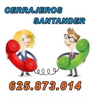 cerrajero en Santander