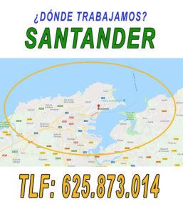 estamos en Santander